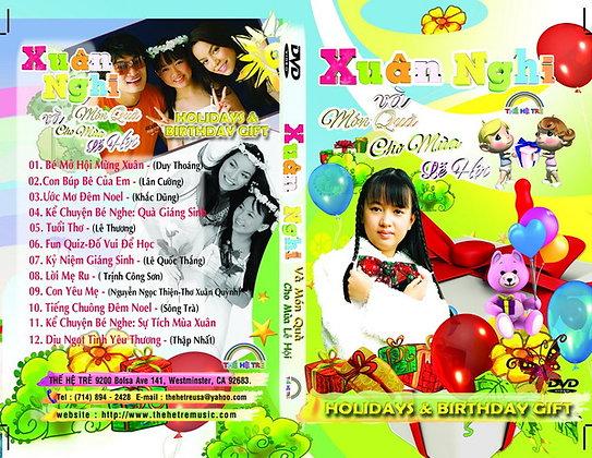 DVD XUÂN NGHI VÀ MÓN QUÀ CHO MÙA LỄ HỘI