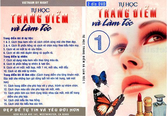 DVD Trang Diem & Lam Toc # 1