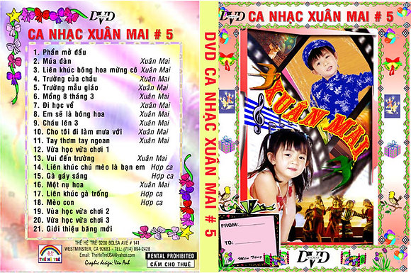 DVD Xuan Mai # 05