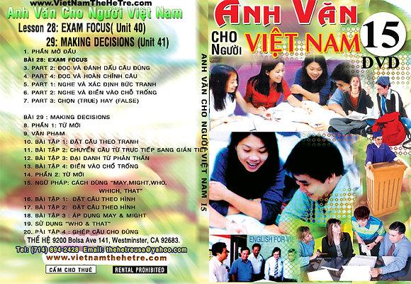 DVD Tu Hoc Anh Van 15