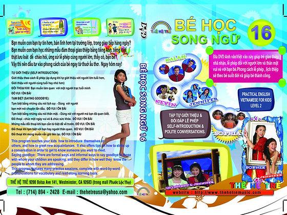 DVD Be Hoc Song Ngu # 16