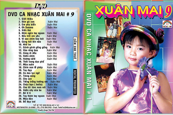 DVD Xuan Mai # 09