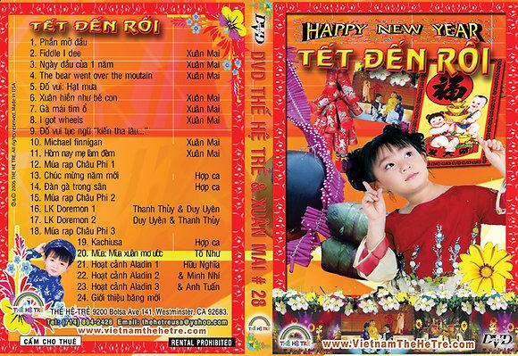 DVD Xuan Mai # 28