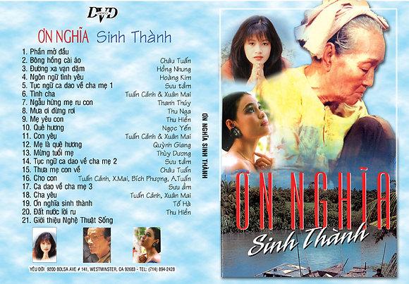 DVD On nghia sinh thanh