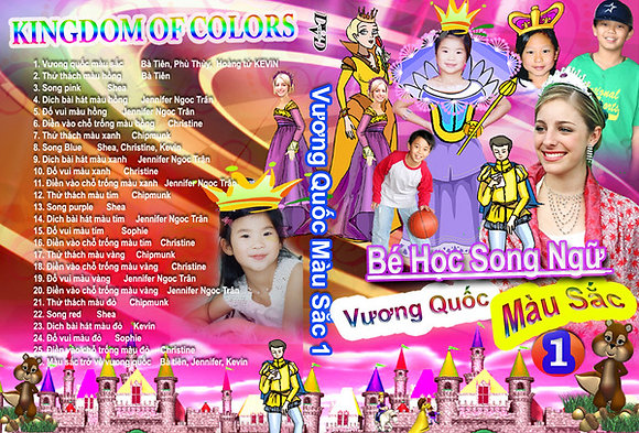 DVD Be Hoc Song Ngu # 10