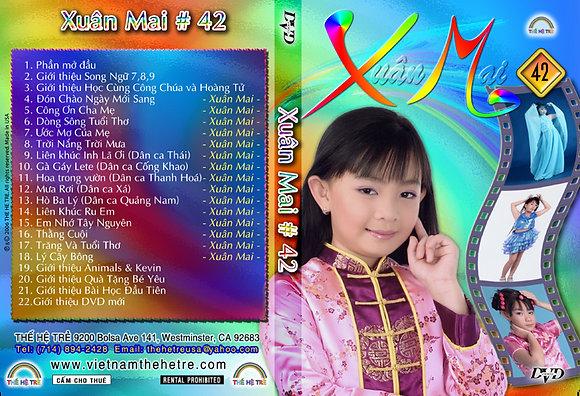 DVD Xuan Mai # 42