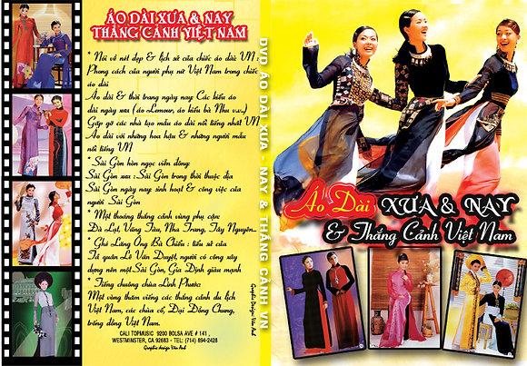 DVD Ao dai xua va nay