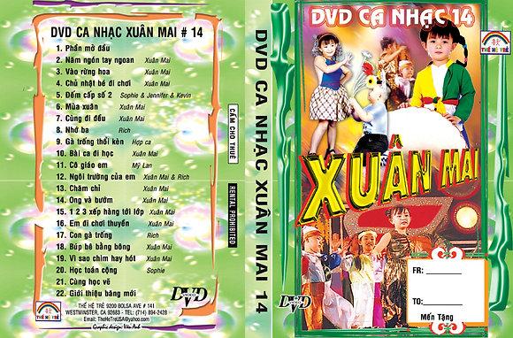 DVD Xuan Mai # 14