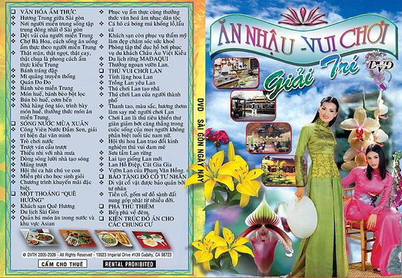 DVD An Nhau - Vui Choi - Giai Tri