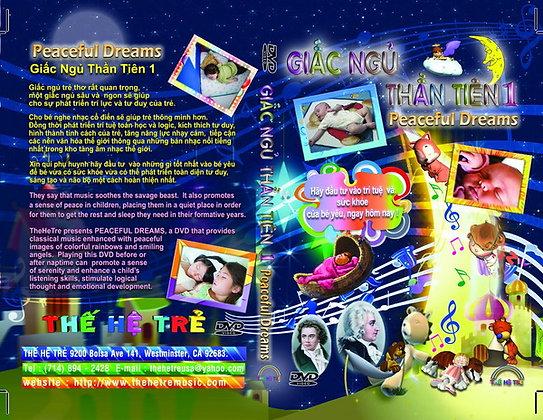 DVD GIẤC NGỦ THẦN TIÊN