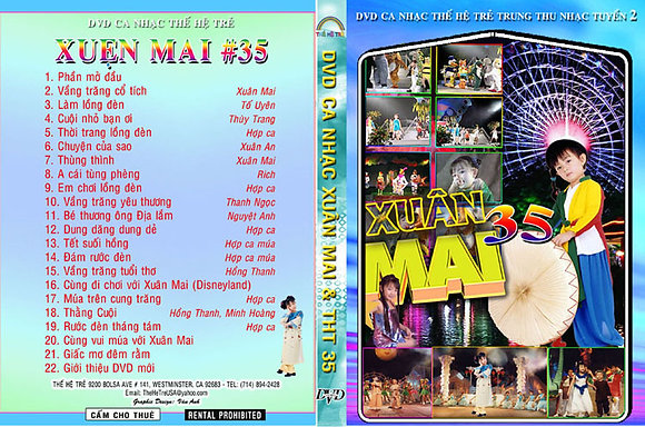 DVD Xuan Mai # 35