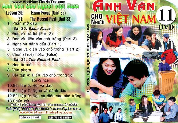 DVD Tu Hoc Anh Van 11