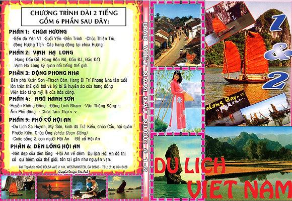 DVD Du Lich VietNam # 01&02