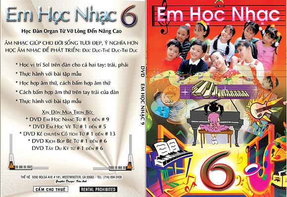 DVD Em Hoc Nhac # 6