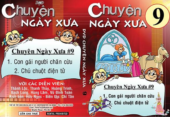 DVD Chuyen Ngay Xua # 9
