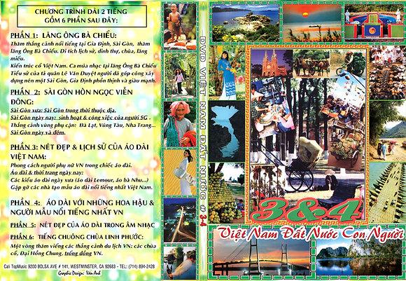 DVD Du Lich VietNam # 03&04