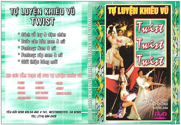 DVD Tu Luyen Khieu Vu Twist