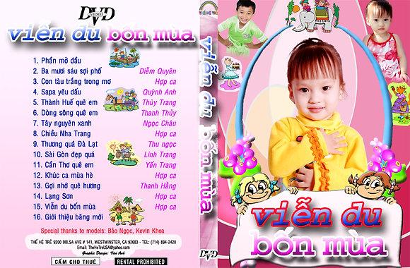 DVD Ca Nhac The He Tre # 11 Vien Du Bon Mua