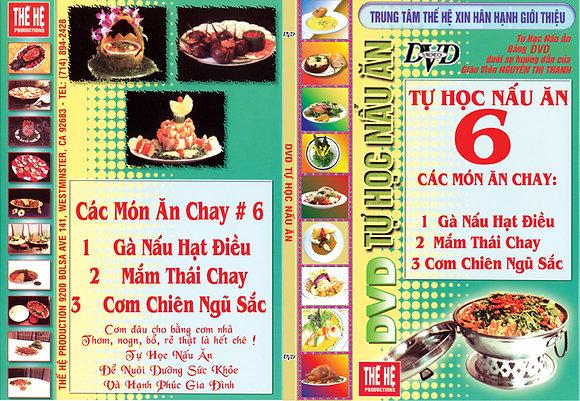 DVD Tu Hoc Nau An #06