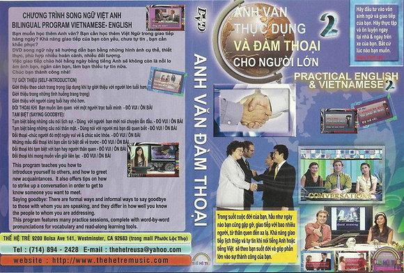DVD ANH VĂN THỰC DỤNG VÀ ĐÀM THOẠI CHO NGƯỜI LỚN -