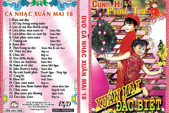 DVD Xuan Mai # 18 - TET