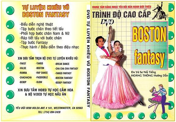 DVD Tu Luyen Khieu Vu Boston - Fantasy