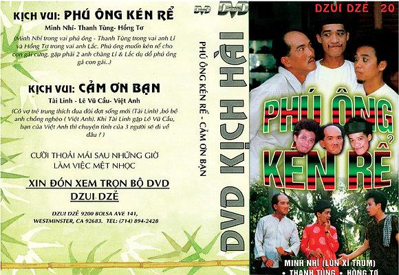 DVD Phu Ong Ken Re