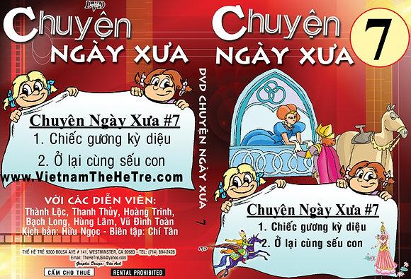 DVD Chuyen Ngay Xua # 7