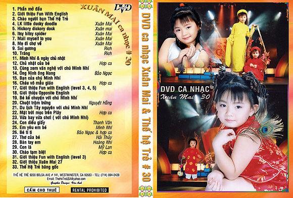 DVD Xuan Mai # 30