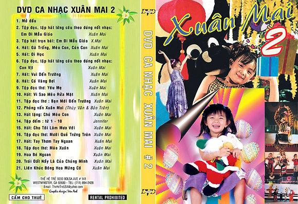 DVD Xuan Mai # 02