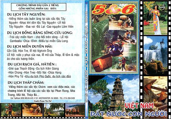 DVD Du Lich VietNam # 05&06