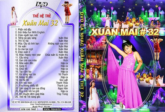 DVD Xuan Mai # 32
