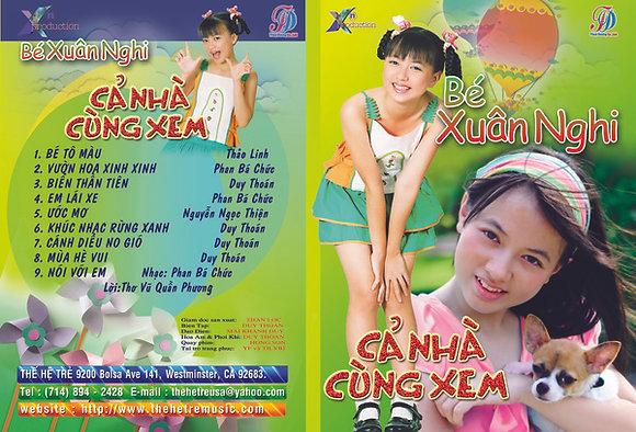 DVD Xuan Nghi Ca Nha Cung Xem