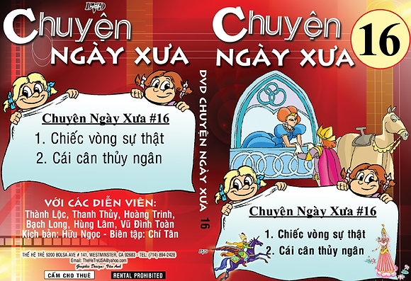 DVD Chuyen Ngay Xua # 16