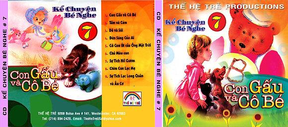 CD Ke Chuyen Be Nghe # 07