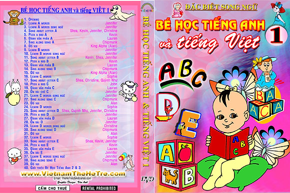 DVD Be Hoc Song Ngu # 01
