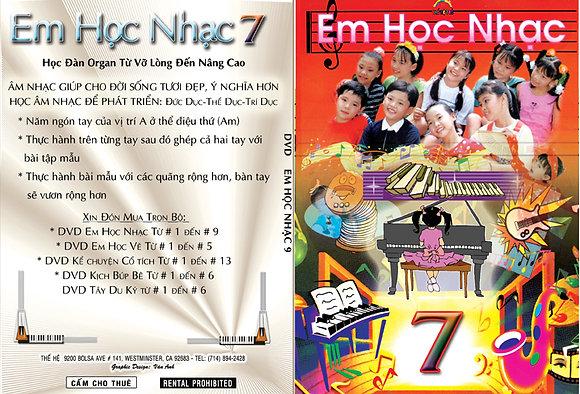 DVD Em Hoc Nhac # 7