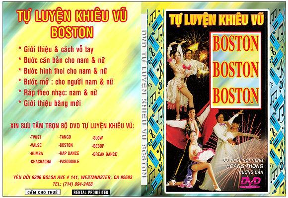 DVD Tu Luyen Khieu Vu Boston