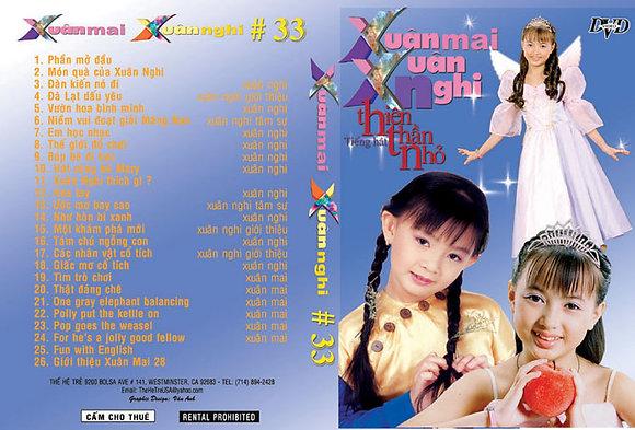 DVD Xuan Mai # 33 Xuan Nghi
