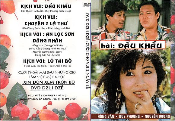 DVD Dau Khau
