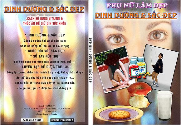 DVD Dinh Duong & Sac Dep