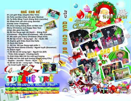 DVD Be Hoc Song Ngu # 17 Christmas