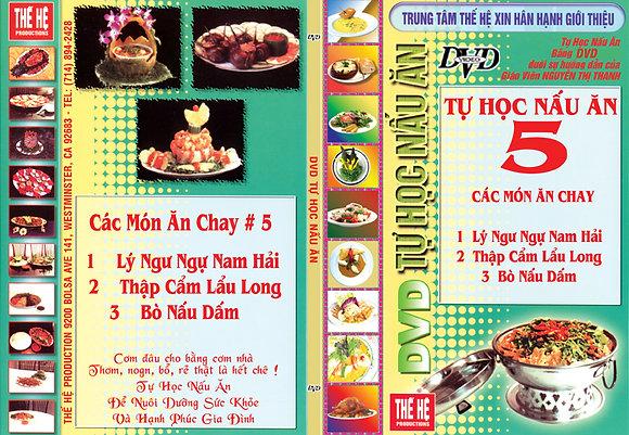 DVD Tu Hoc Nau An #05