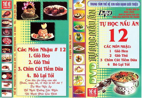 DVD Tu Hoc Nau An #12
