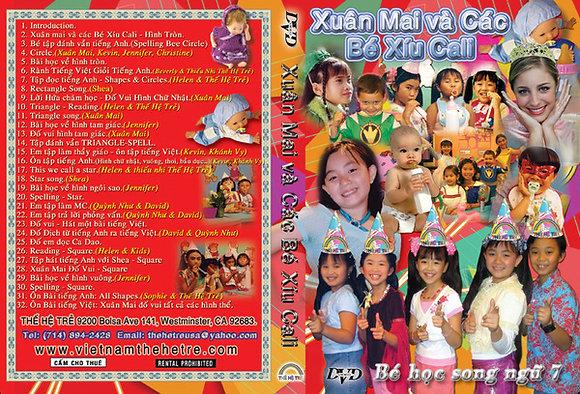 DVD Be Hoc Song Ngu # 09