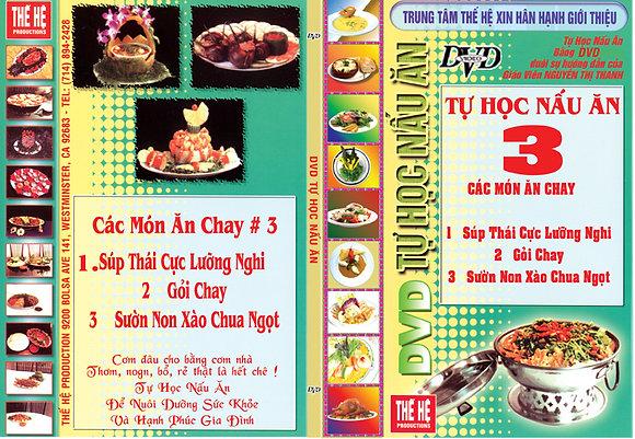 DVD Tu Hoc Nau An #03