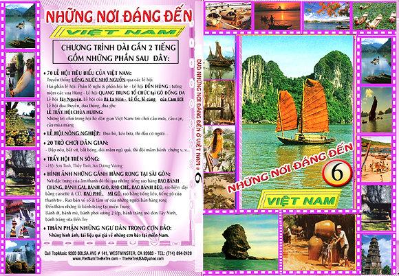DVD Du Lich VietNam # 11&12
