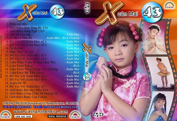 DVD Xuan Mai # 43