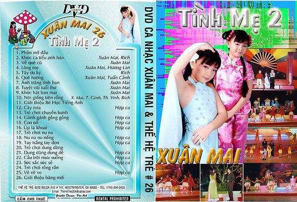 DVD Xuan Mai # 26