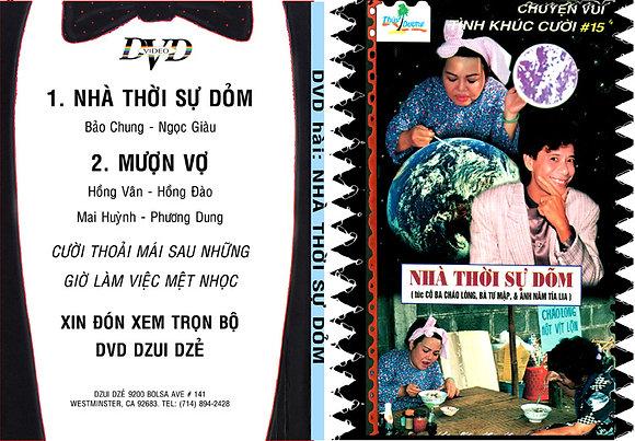 DVD Nha Thoi Su Dom